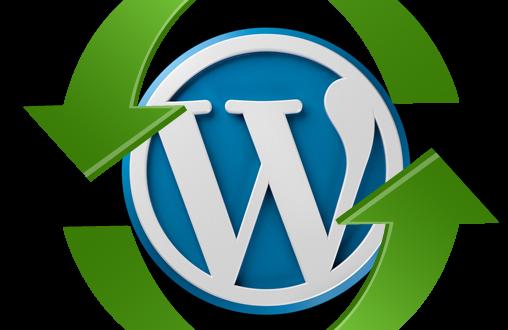wordpress update 4.5.3 is beschikbaar